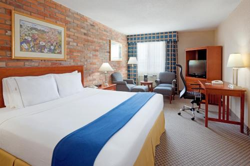 Holiday Inn Express Toronto-east - Scarborough, ON M1H 2Z1