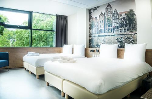 Citiez Hotel Amsterdam To Amsterdam City Centre
