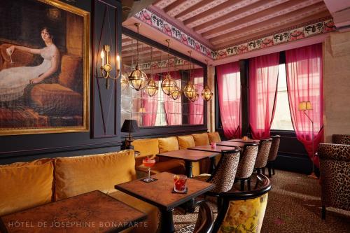 Hôtel de Joséphine BONAPARTE impression