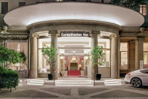 Bild des Hotel Europäischer Hof Heidelberg