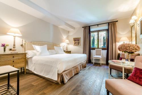 Double Room Grand Hotel Don Gregorio 2