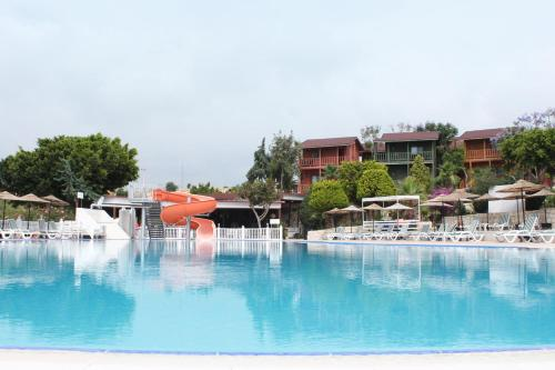 Kumkuyu Olbios Marina Resort Hotel tatil