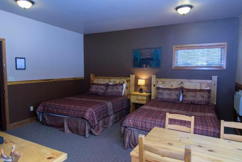 Leavenworth Camping Resort Lodge 1