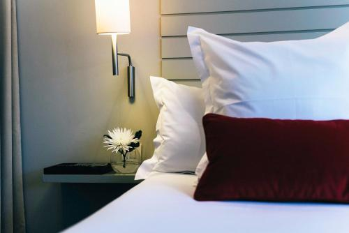 Habitación Doble con paquete Guggenheim y vistas a la ciudad - Uso individual Hotel Miró 17