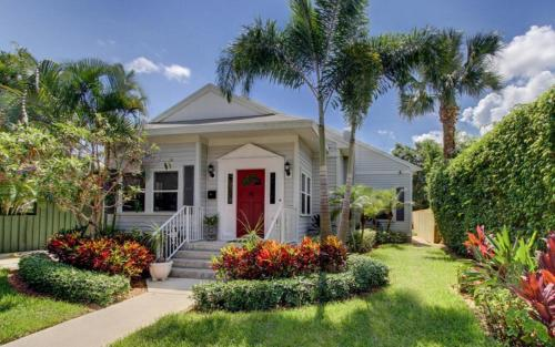 Nini S Cottage Majestic Home Near The Beach 4 Bedroom Villa Hotel West Palm