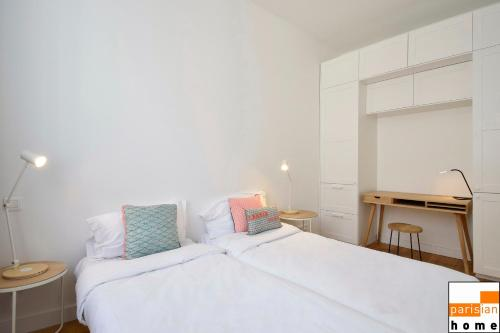 Parisian Home - Appartements Grands Boulevards, 2 bedrooms photo 11