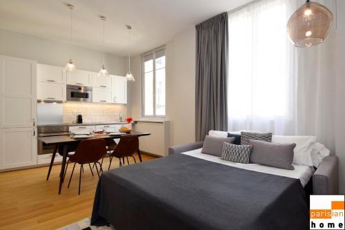Parisian Home - Appartements Grands Boulevards, 2 bedrooms photo 12