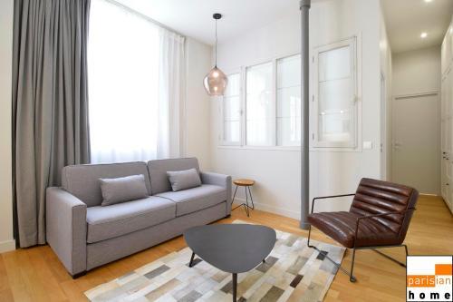 Parisian Home - Appartements Grands Boulevards, 2 bedrooms photo 13