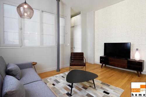 Parisian Home - Appartements Grands Boulevards, 2 bedrooms photo 14
