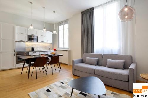 Parisian Home - Appartements Grands Boulevards, 2 bedrooms photo 15