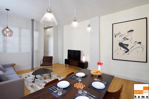 Parisian Home - Appartements Grands Boulevards, 2 bedrooms photo 21