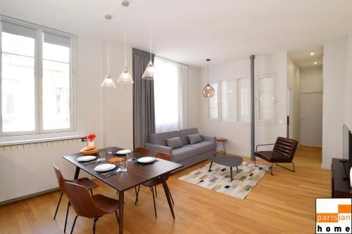 Parisian Home - Appartements Grands Boulevards, 2 bedrooms photo 27