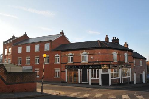 Hotels Near Birmingham Football Club Royal George Hotel