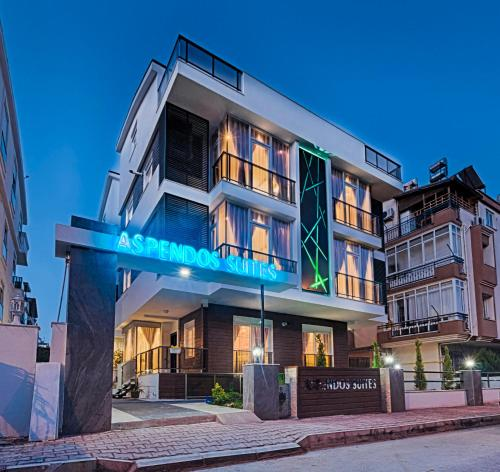 Antalya Aspendos Suites indirim kuponu