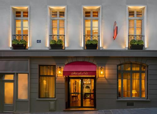 Hôtel Saint-Paul Rive-Gauche photo 29