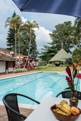 Foto de Finca Hotel El Rosario