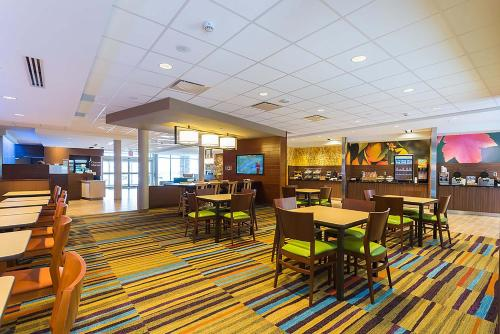 Fairfield Inn & Suites By Marriott Jamestown - Jamestown, ND 58401