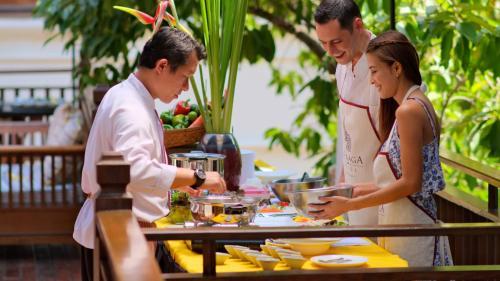 21 Soi 2 Ratchamanka, Moon Muang Rd, Phra Sing, Muang, 50200 Chiang Mai, Thailand.