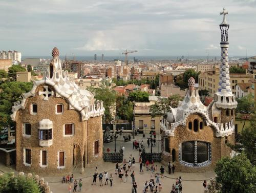 Park Guell photo 19