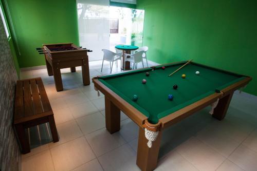 Apartamento No Clube Janga