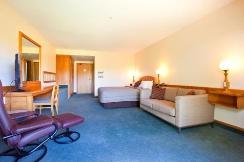 Mackenzie Country Hotel Lake Pukaki