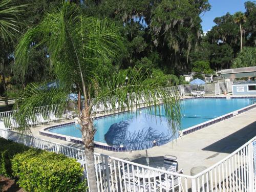 Bulow Standard Cabin 2 - Flagler Beach, FL 32136