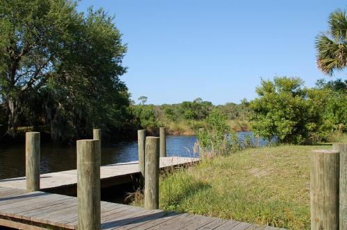 Bulow Standard Cabin 1 - Flagler Beach, FL 32136
