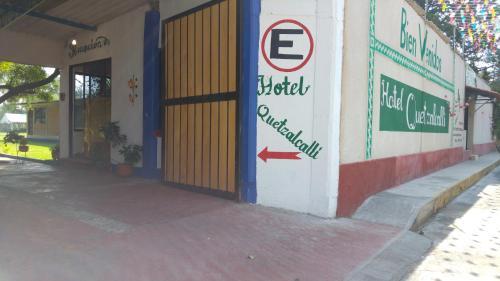 Hotel Quetzalcalli Photo