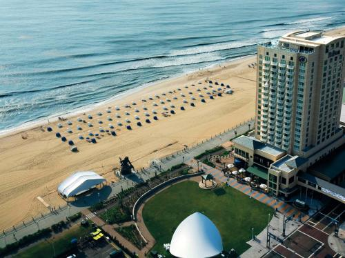 Hilton Virginia Beach Oceanfront Resort Hotel