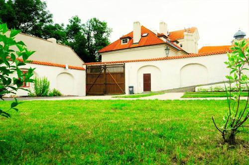Garden Residence Prague Castle photo 30