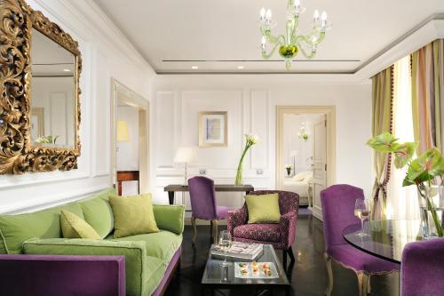 Hotel d'Inghilterra Roma – Starhotels Collezione impression