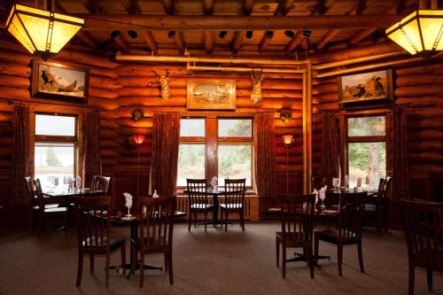 Num-Ti-Jah Lodge Photo