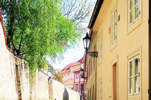 Garden Residence Prague Castle photo 40
