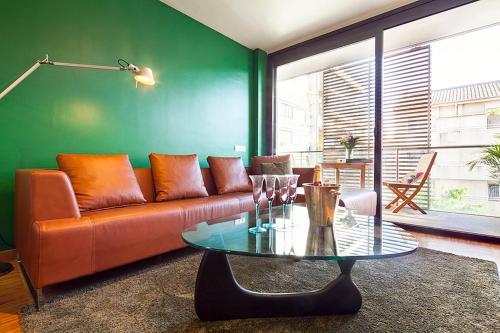 Apartment Barcelona Rentals - Sarria Apartments Near Center photo 4