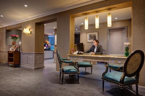 Hotel Muguet photo 3