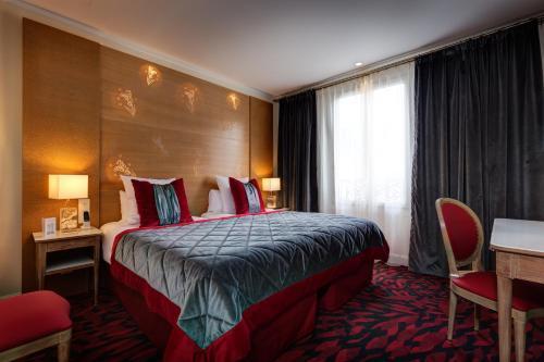 Hotel Muguet impression