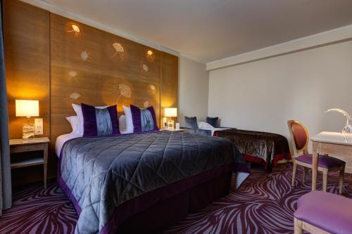 Hotel Muguet photo 20