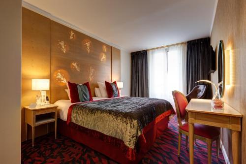 Hotel Muguet photo 25