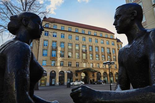 Bild des Steigenberger Grandhotel Handelshof Leipzig