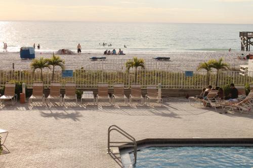 Beach Palms 405 Apartment