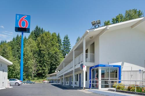 Motel 6 Kelso - Mount Saint Helens - Kelso, WA 98626