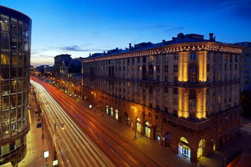 Sheraton Palace Hotel Moscow photo 36