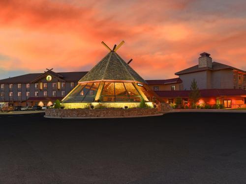 Coeur D'Alene Casino Resort Hotel Photo