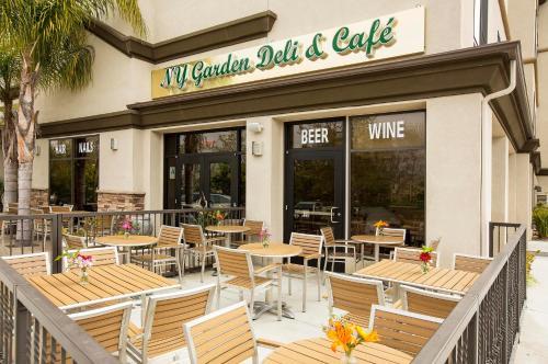 Restaurants Near Homewood Suites San Diego Del Mar