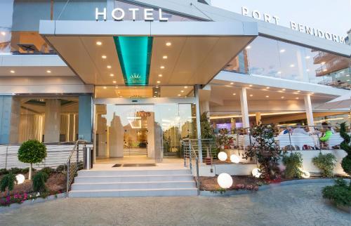 Port Benidorm Hotel & Spa 4* Sup photo 22