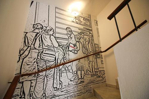 楼梯休息台灯电路图