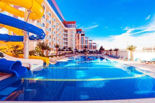 Yalova Elegance Resort Hotel & SPA Wellness-Aqua adres