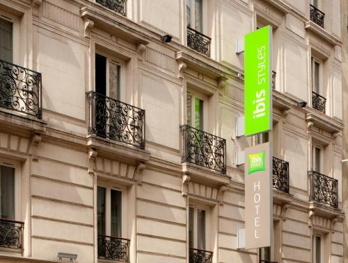 Ibis Styles Paris Pigalle Montmartre impression