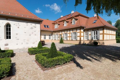 Bild des Schloss Beuchow