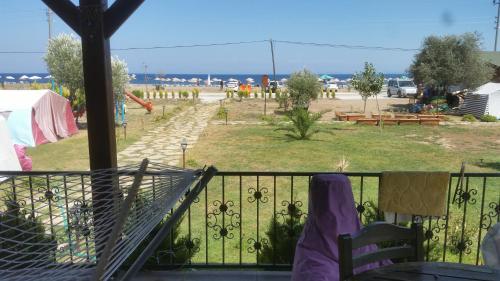 Kadırga Koyu Metis Camping rezervasyon